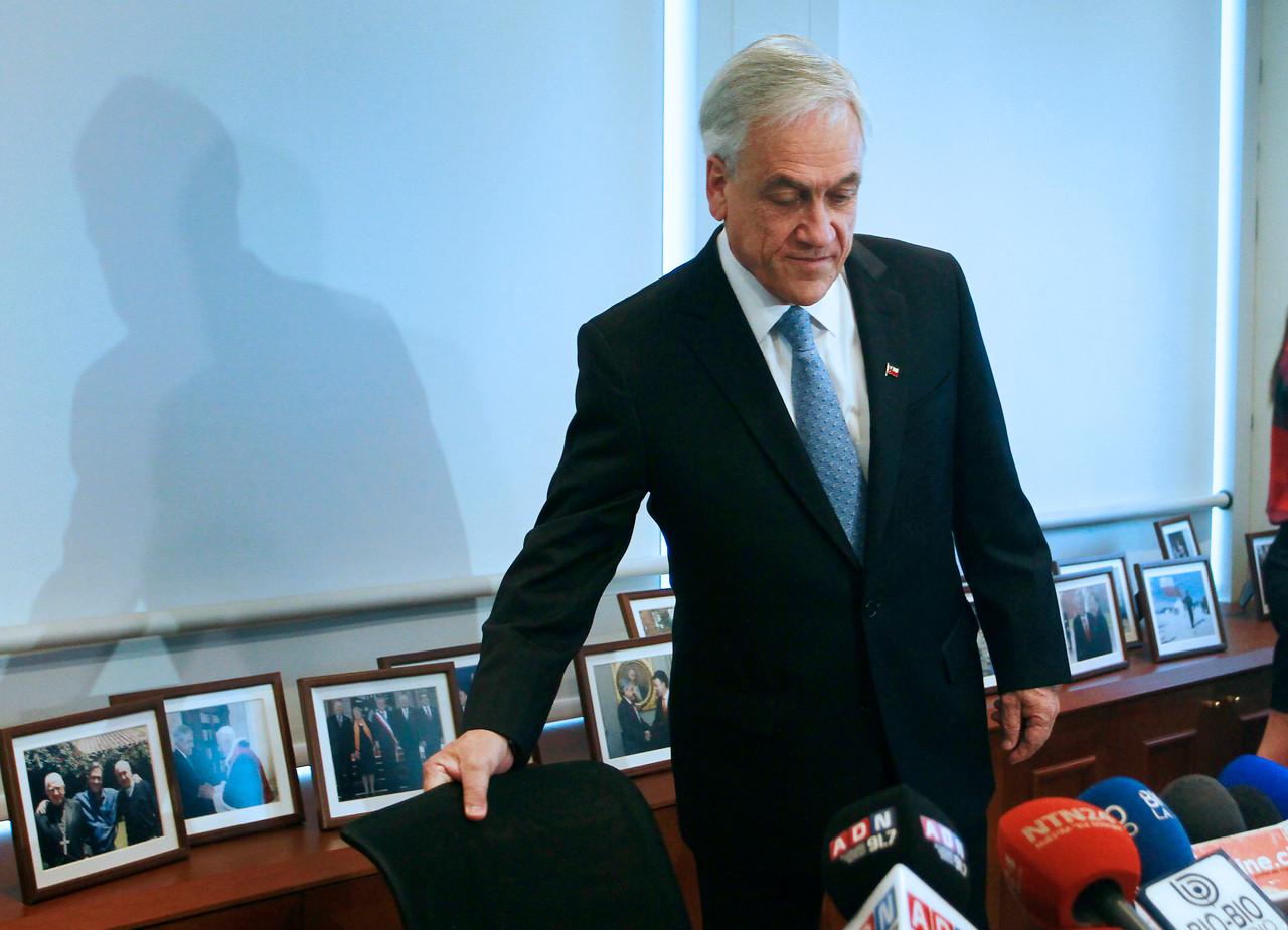 Rechazan comisión investigadora por inversiones de Piñera tras ausencia de diputados de la NM