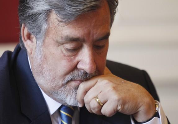El Senador Alejandro Guillier se reúne con los alcaldes electos