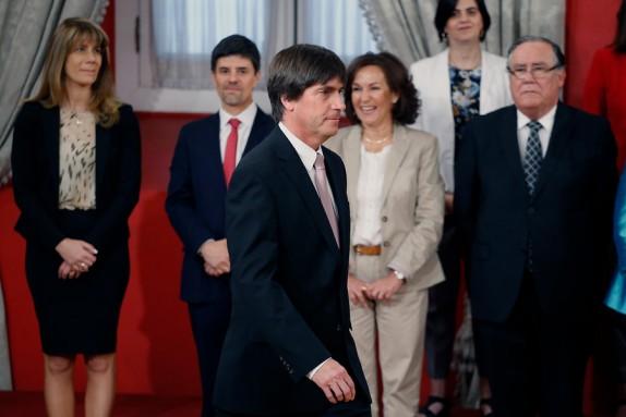 Ministro Pablo Esquella