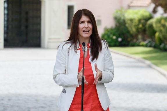 Viña del Mar: Ministra Paula Narvaez