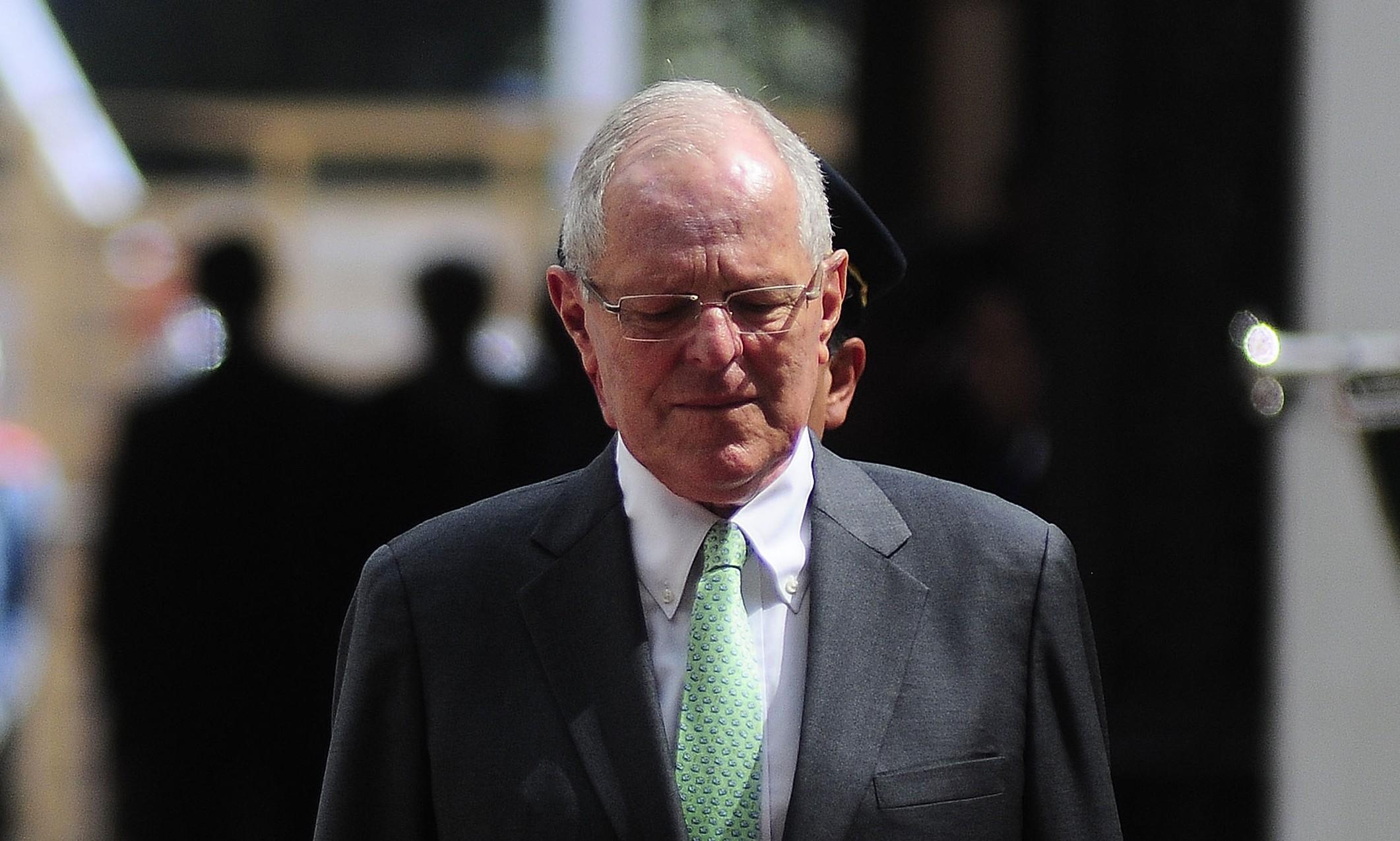 """PPK blinda a Piñera y afirma que polémica por Exalmar es """"un invento"""""""