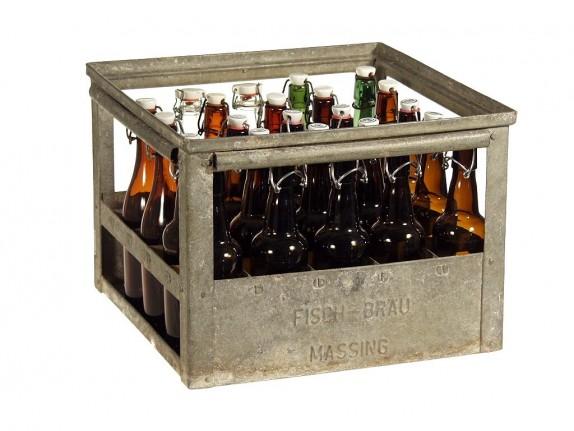 Algo así, pero cerca de 810 cervezas