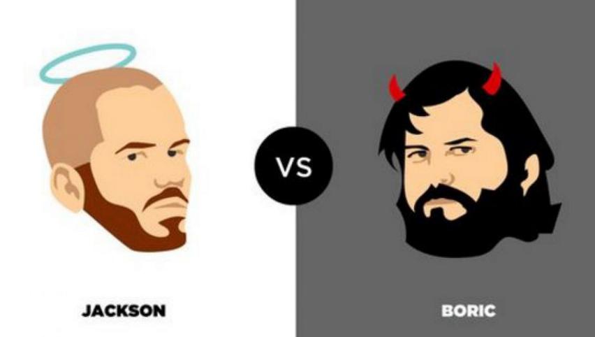 """""""Uno está flaco… el otro no está flaco"""": el video de Jackson y Boric para que dejen de confundirlos"""