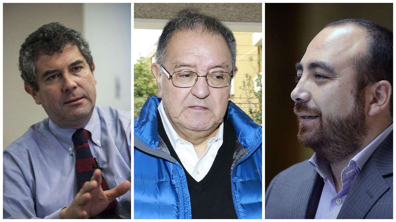 Se busca intendente: designación en La Araucanía acelera carrera al Senado en la DC