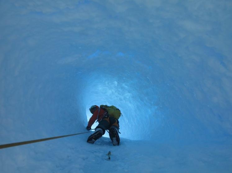 La increíble bitácora de un deportista en el Cerro Torre, uno de los más difíciles de la Patagonia