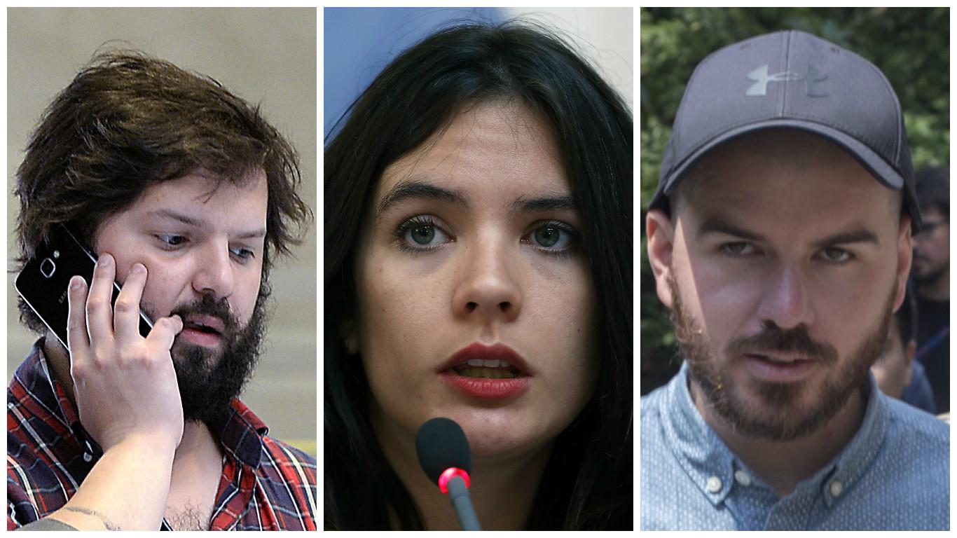 Boric, Jackson y Vallejo en picada contra Homecenter y denuncian prácticas antisindicales