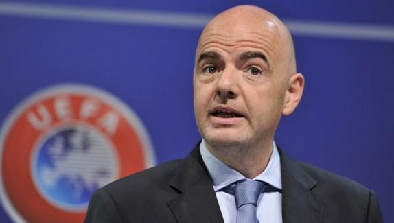 El presidente de FIFA se refirió al caso