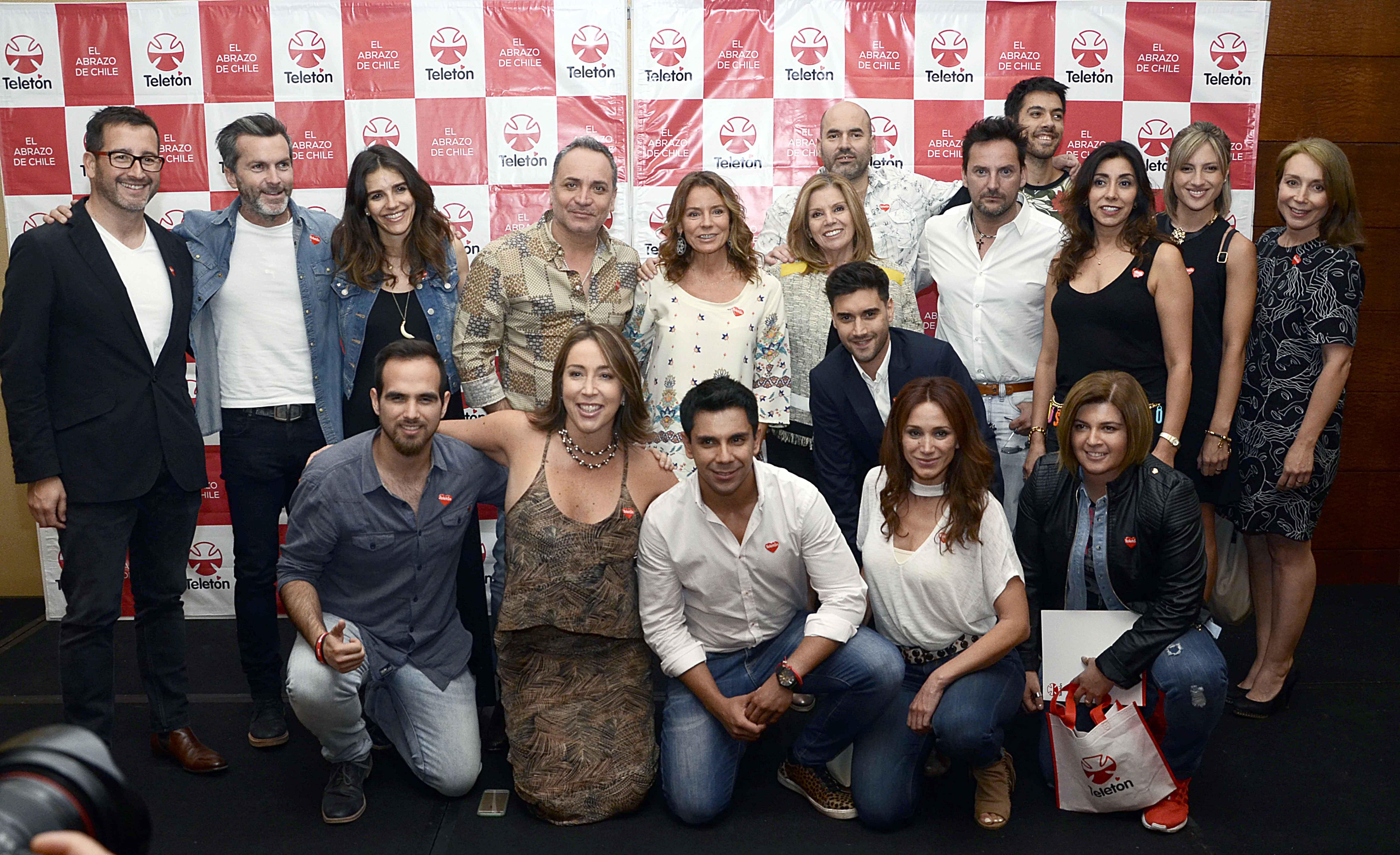 Teletón 2016 rompe con su tradición: noche inaugural será en Plaza de Armas