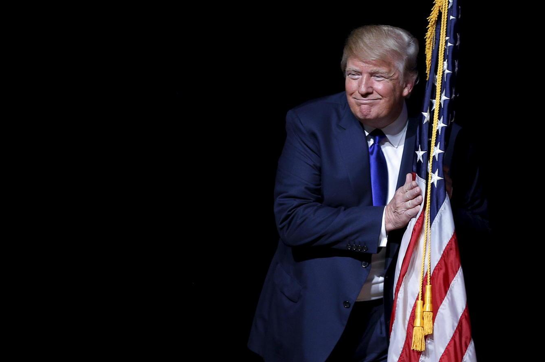 El mensaje de Año Nuevo con el que Donald Trump troleó a sus enemigos