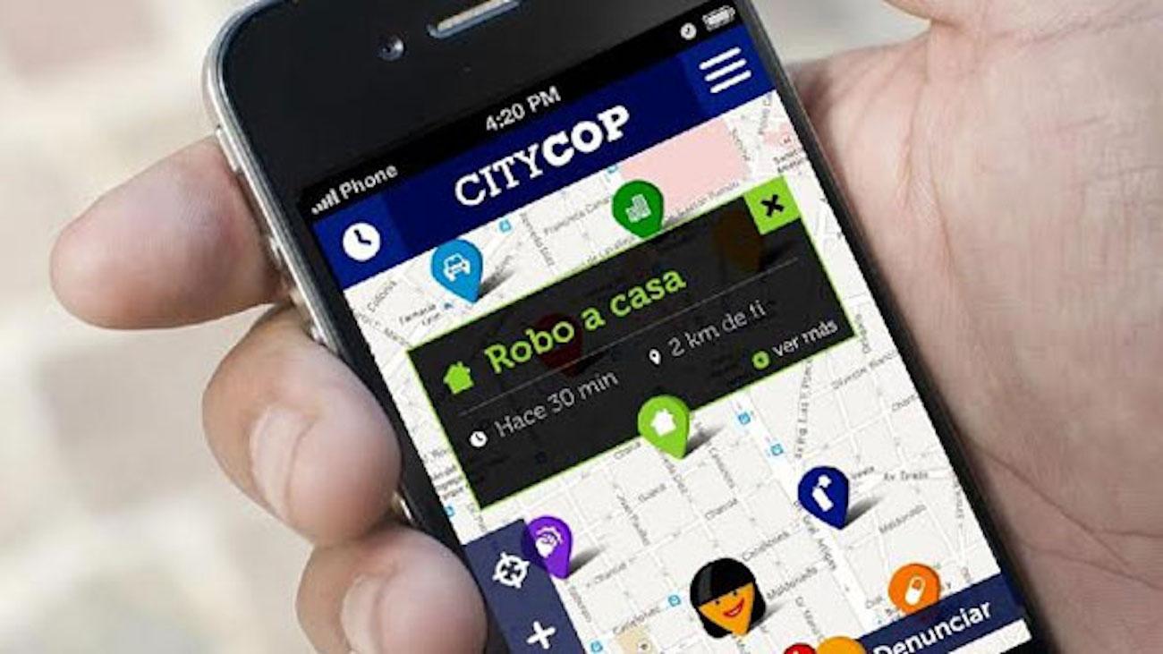 """La app que promete ser el """"Waze"""" de la delincuencia y evitarte ser una víctima"""