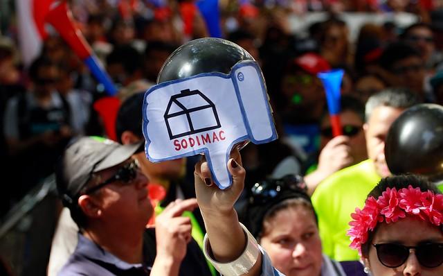 Trabajadores de Homecenter Sodimac acusan haber recibido solo $2.000 de sueldo por huelga nacional