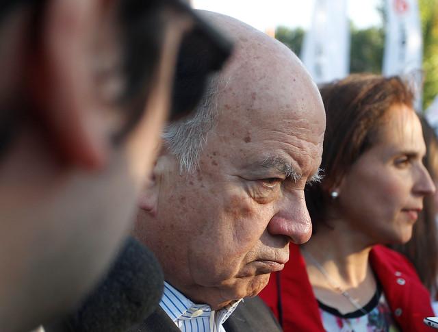 José Miguel Insulza definirá su candidatura presidencial después del cónclave del PS
