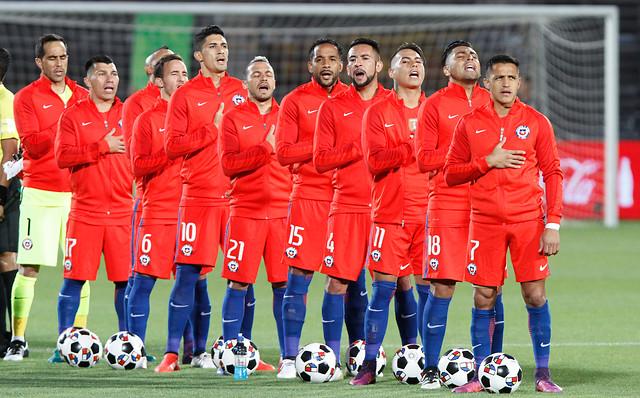 La Roja de Pizzi sigue celebrando: el nuevo salto que daría en el ranking FIFA por triunfo ante Uruguay