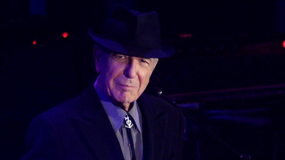 A los 82 años falleció el compositor y poeta canadiense Leonard Cohen