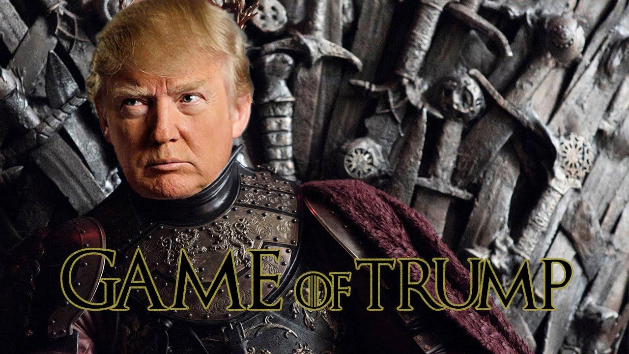 Escritor de Game of Thrones disparó una dura crítica contra Trump al estilo de Westeros