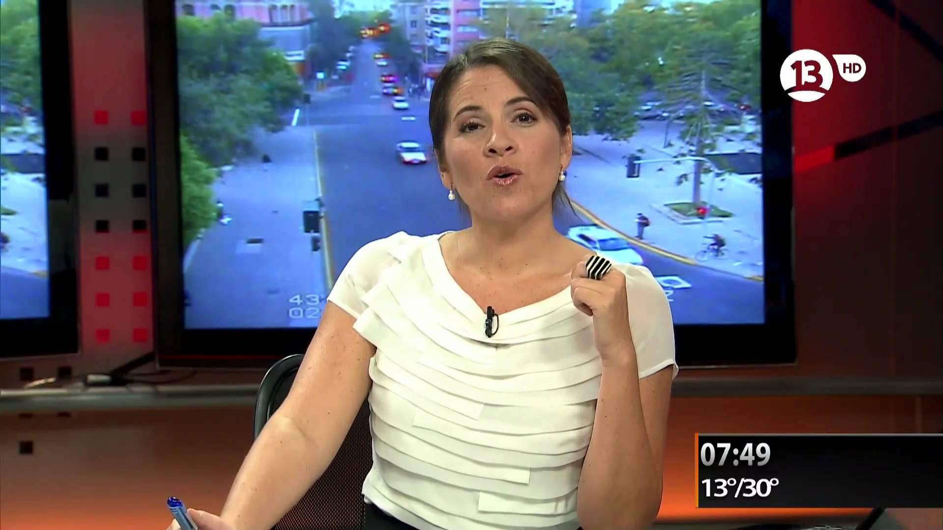 """Monserrat Álvarez por alza de rating: """"Aunque me alegra por Canal 13, igual pesar por TVN"""""""