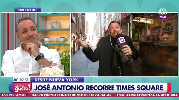 Elecciones en EE.UU.: vergüenza durante despacho en vivo de José Antonio Neme desde Nueva York