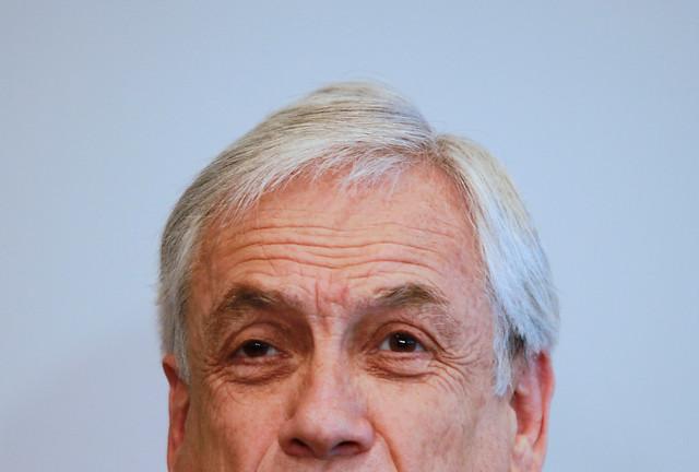 """Piñera insiste en su inocencia por negocios de Bancard: """"Tengo mi conciencia absolutamente tranquila"""""""