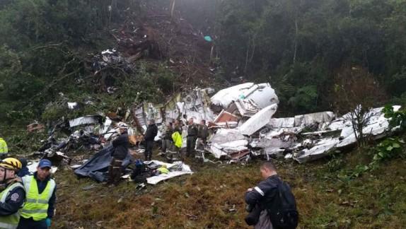 Quiénes son los sobrevivientes del accidente aéreo del Chapecoense en Medellín