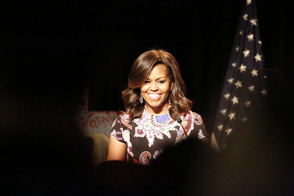 VIDEO | El discurso de Michelle Obama que destruye una por una las ideas de Trump