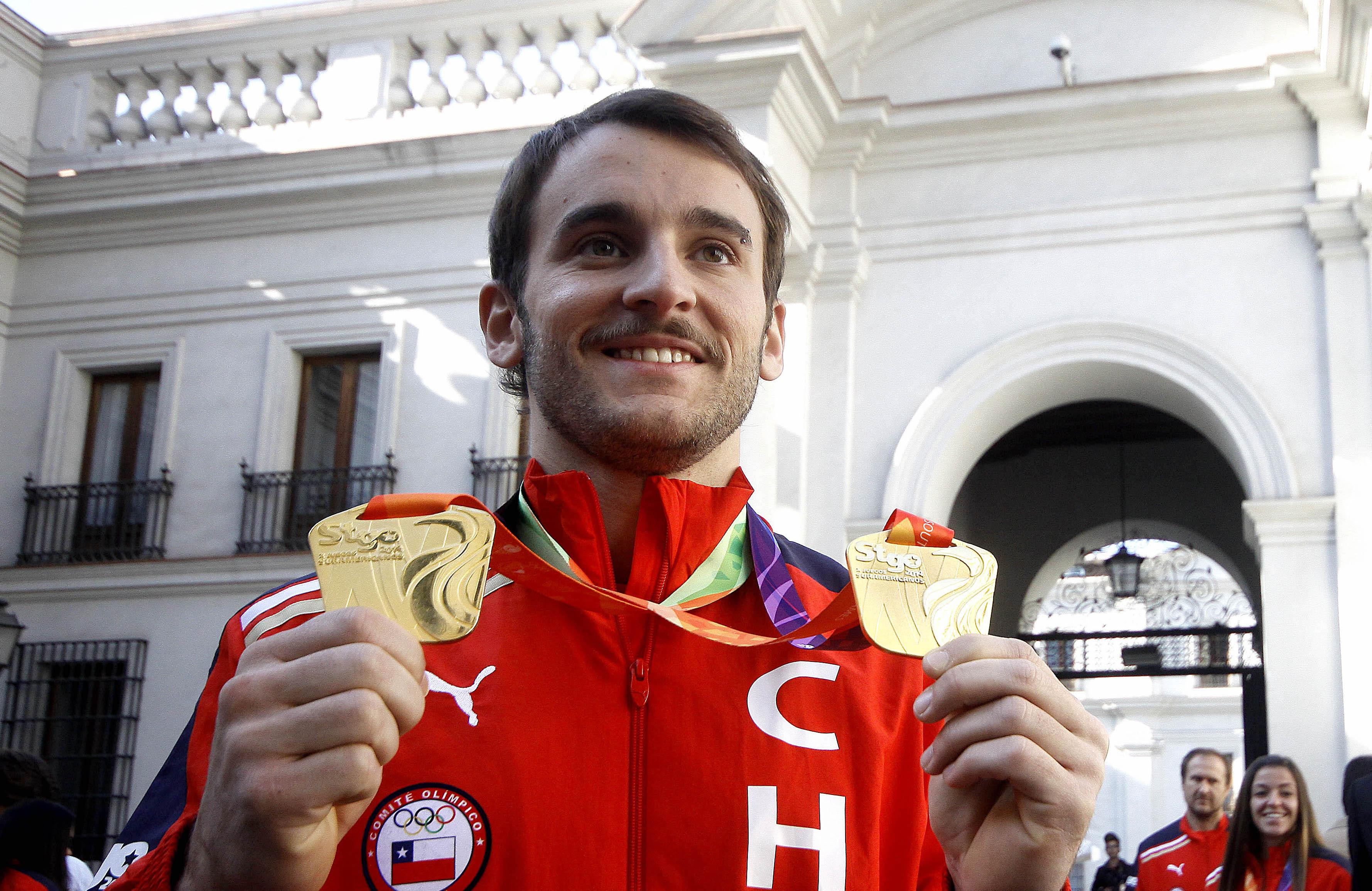 Rechazan a Tomás González como presidente de la nueva federación de gimnasia