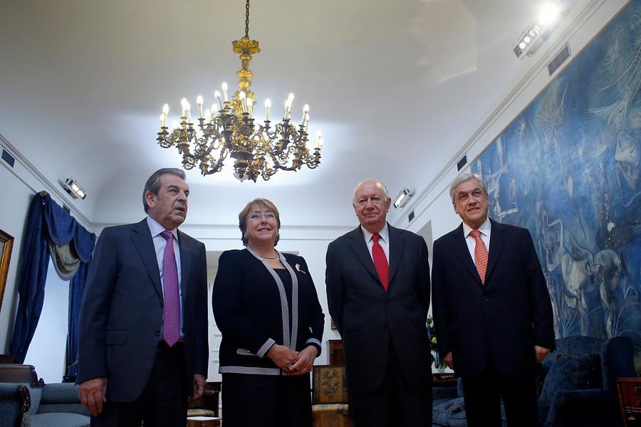 Amplitud presenta proyecto de ley para eliminar dietas de los ex Presidentes