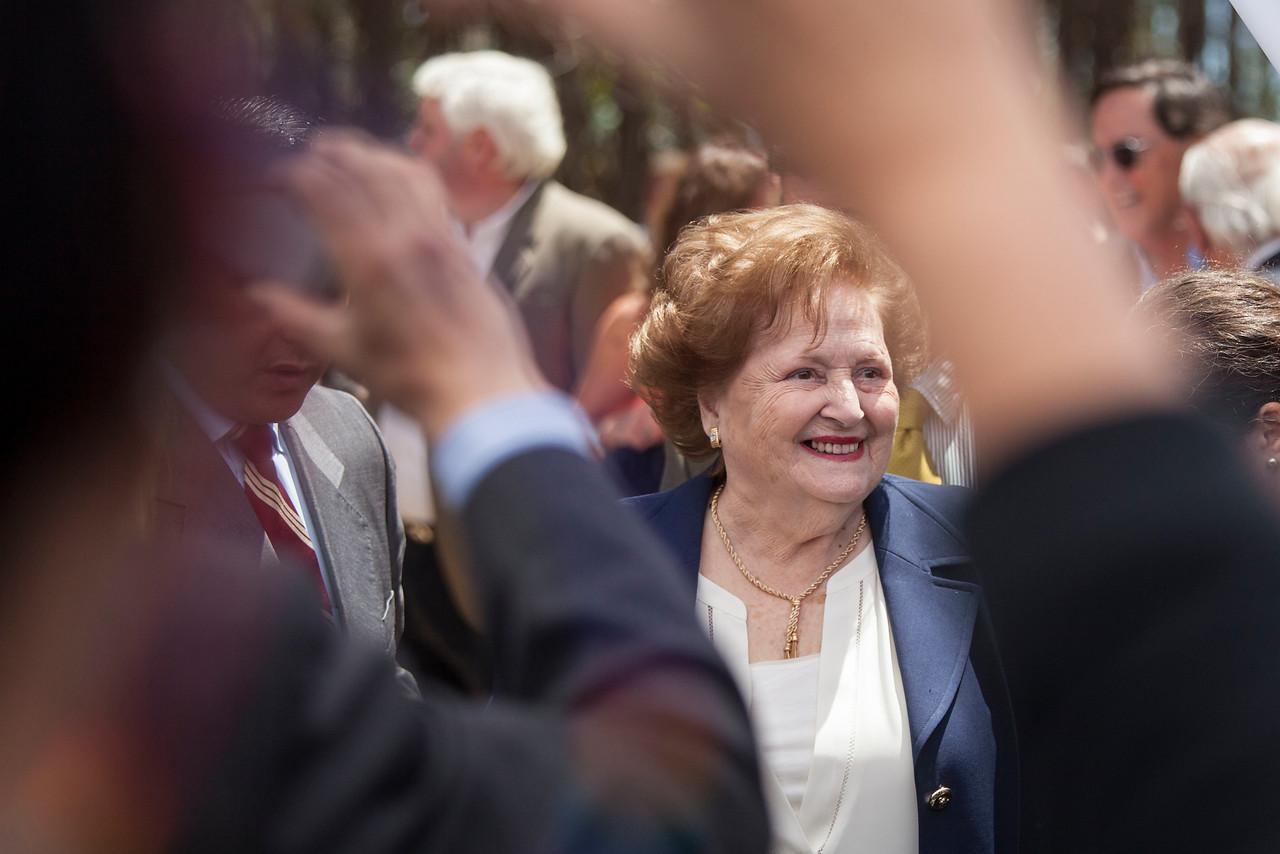Lucía Hiriart declarará por caso CEMA Chile en su departamento en La Dehesa