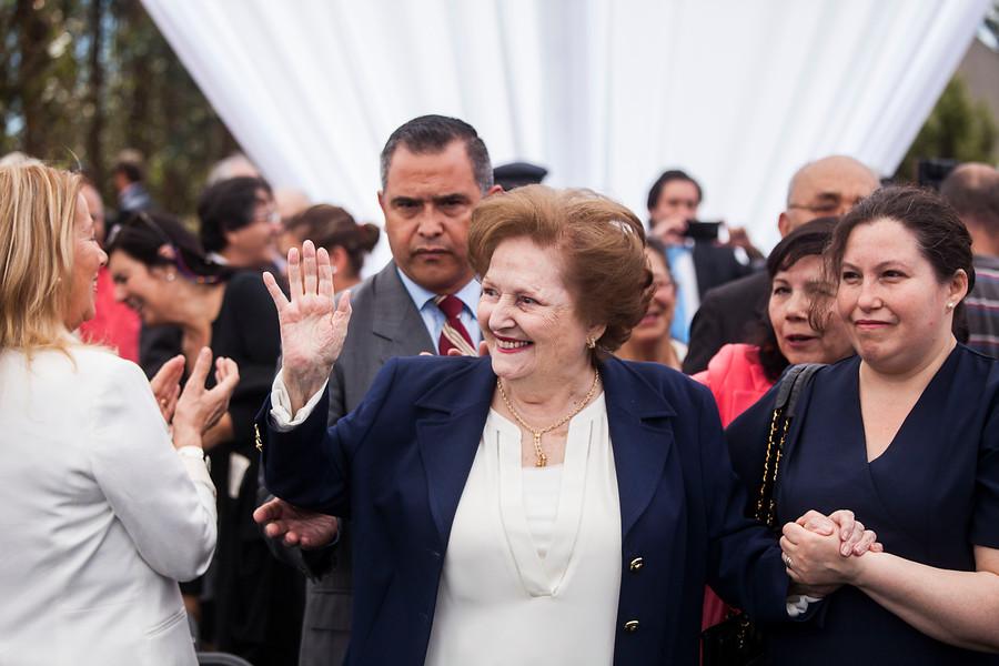 """Ministra de Bienes Nacionales: """"Lucía Hiriart es la responsable de lo que ocurrió en CEMA Chile"""""""