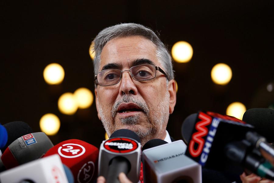 Corte Suprema ratifica sanción contra rector de la U. de Santiago por infringir Ley de Transparencia
