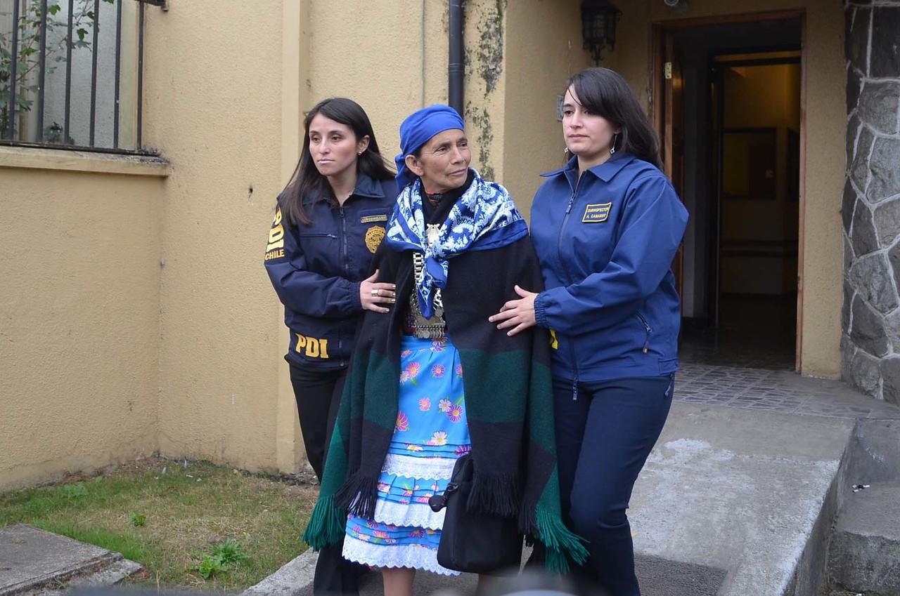 Caso Luchsinger-Mackay: machi Francisca Linconao deberá volver a prisión preventiva