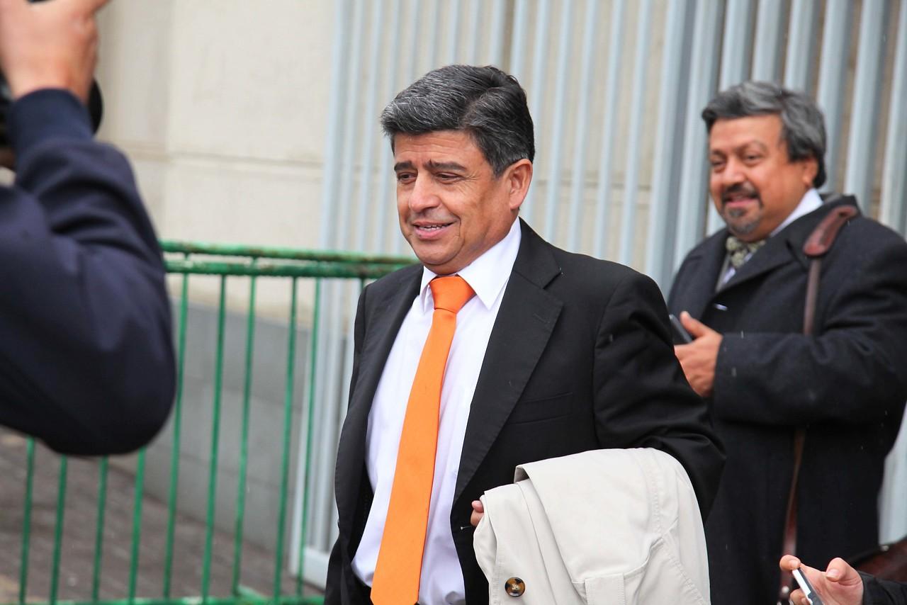 Caso Caval: Juan Díaz queda con firma quincenal y arraigo nacional al aportar nuevos antecedentes