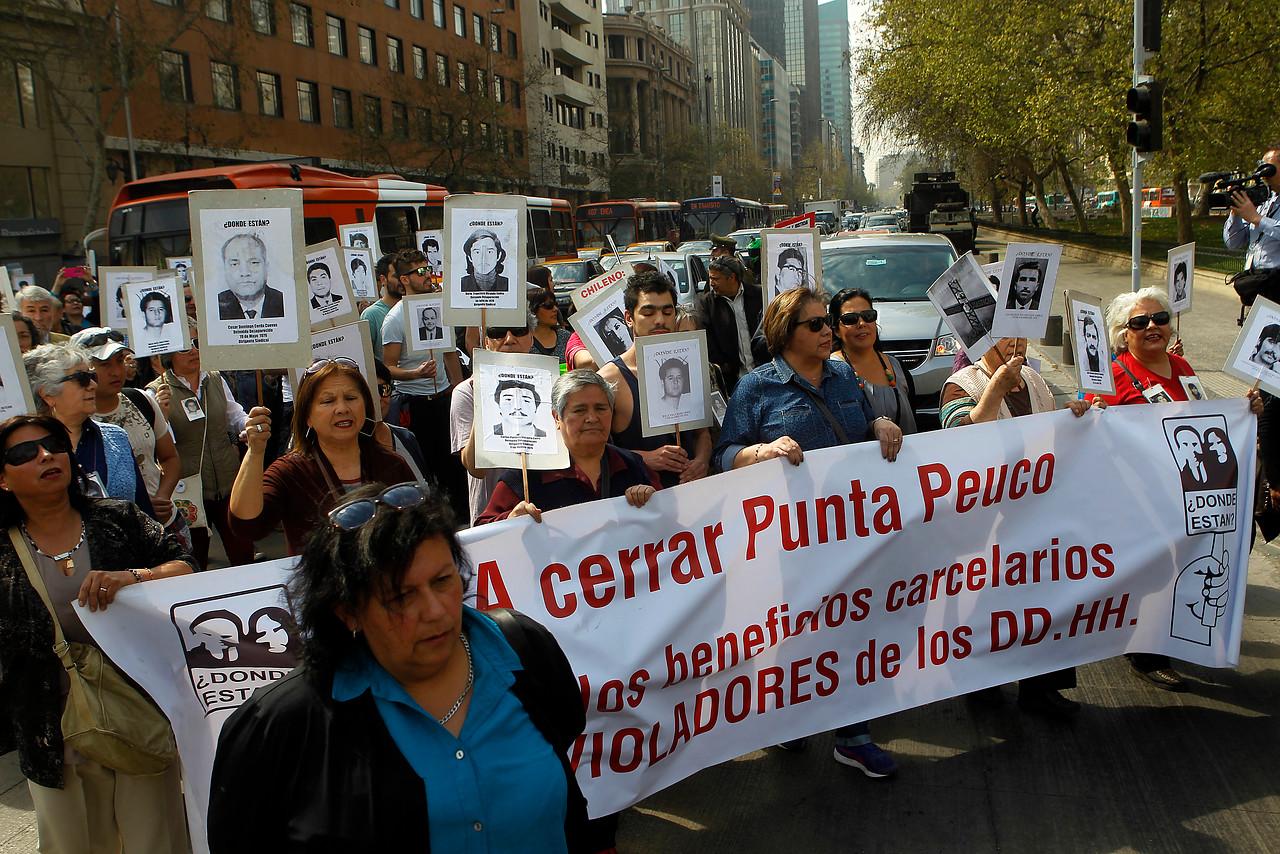 """Amnistía Internacional tacha de tardía la """"Misa del perdón"""" de Punta Peuco"""