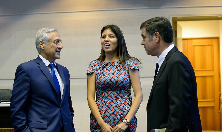 Alcaldesa de Antofagasta acusa gasto de 900 millones en educación para niños extranjeros