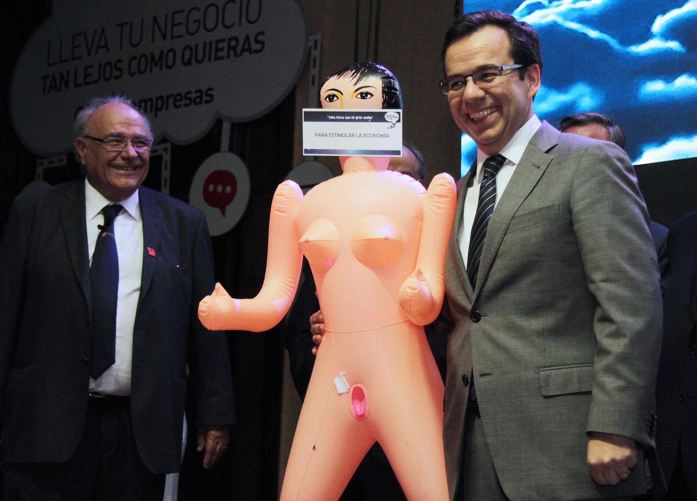 Primera acción legal contra Fantuzzi: el PRI toma la delantera en el muñeca-gate