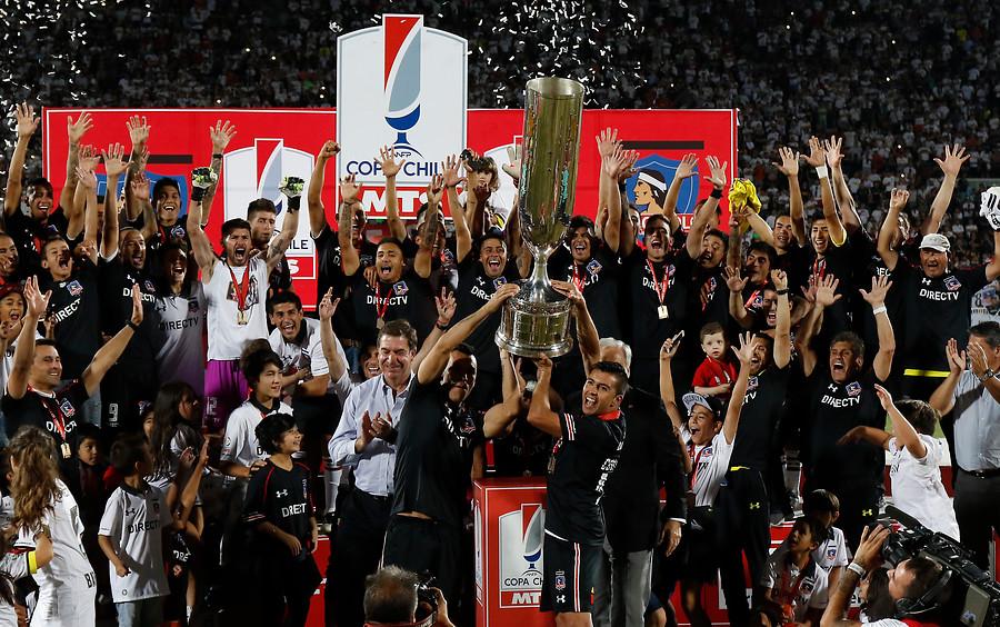 Colo Colo campeón de Copa Chile adelanta la Navidad a la U y le regala cupo a la Sudamericana