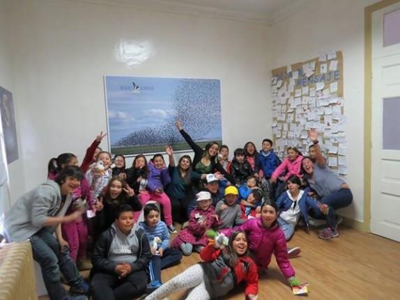 Foto: Centro Bahía Lomas