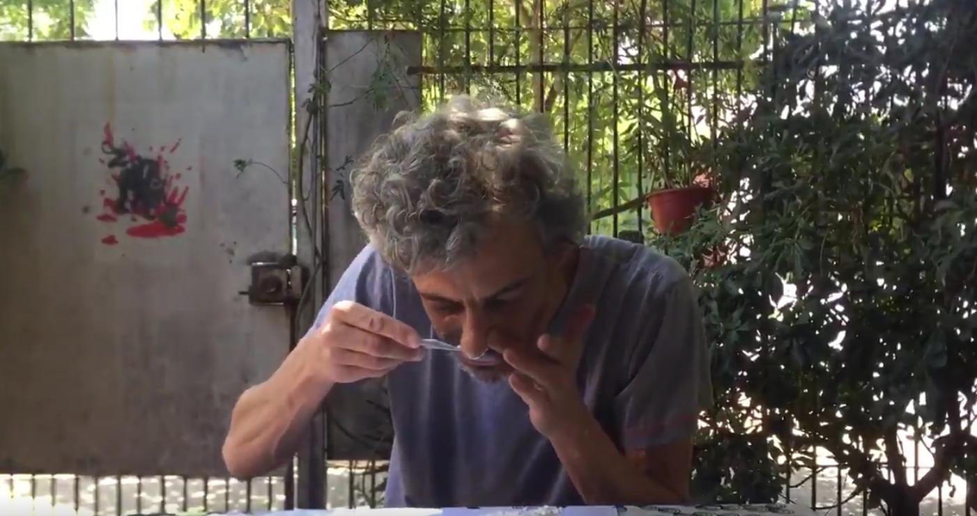 El video de Pablo Schwarz jalando para burlarse de la campaña anti Ley de Etiquetado te hará la semana