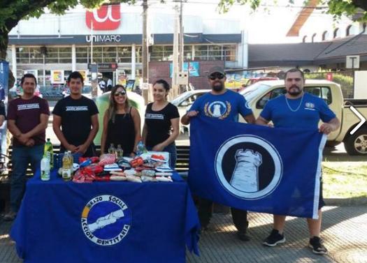 Movimiento juvenil xenófobo llama a restringir la inmigración en Chile y a reforzar la identidad nacional