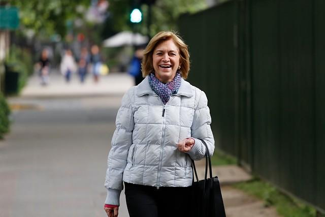 Esta es la primera medida que tomará Evelyn Matthei como alcaldesa de Providencia