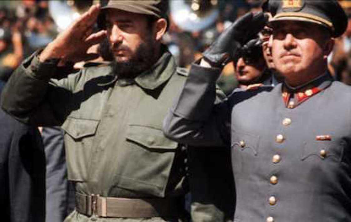 Discípula de Axel Kaiser compara a Fidel Castro con Pinochet y lanza duro palo a Michelle Bachelet