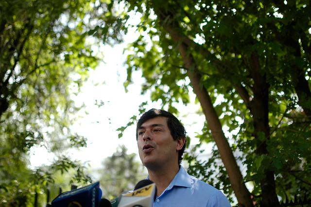 VIDEO |Sebastián Piñera y Alejandro Guillier se transformaron en las nuevas víctimas de Franco Parisi