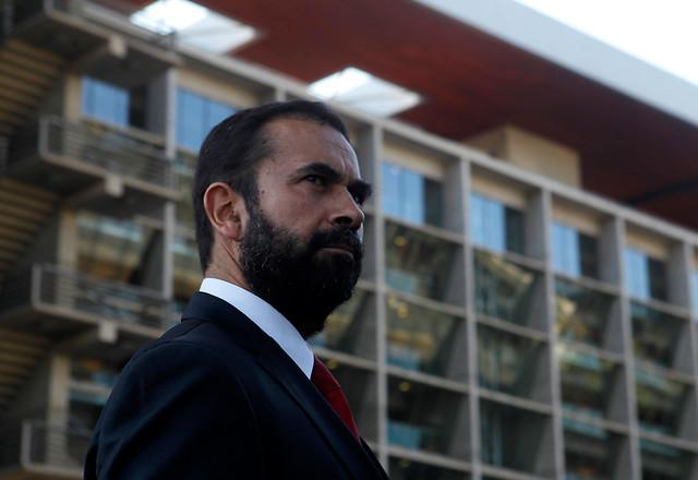 """Gutiérrez a Piñera por acusación de campaña sucia del PC: """"Lo único sucio es que siguiera haciendo negocios"""""""