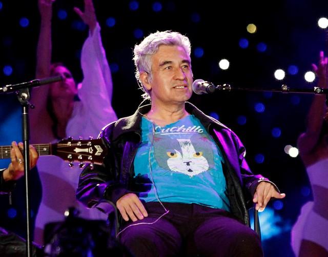 La trastienda de la emotiva presentación de Jorge González al cierre de la Teletón 2016