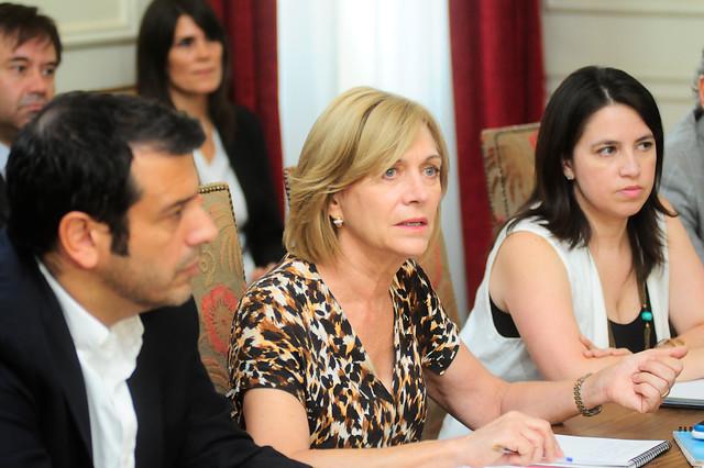 Matthei deberá responder ante fiscalía por uso de sede UDI como domicilio electoral