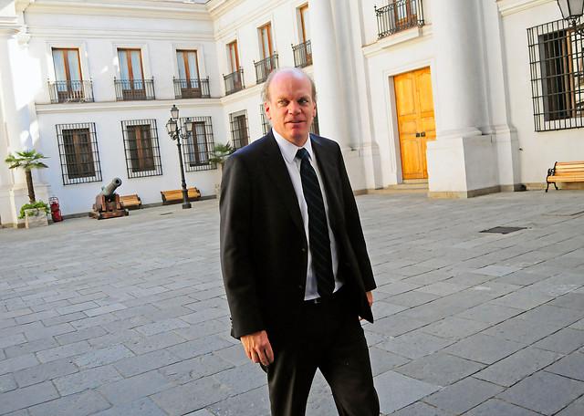 Justicia aprueba sobreseimiento definitivo solicitado por defensa de Patricio Walker
