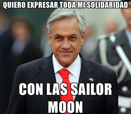 """""""Quiero expresar mi solidaridad con las Sailor Moon"""" y otras 15 reacciones por terremoto en Islas Salomon"""