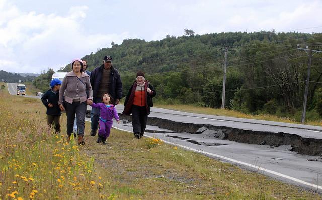 El mensaje que le envió Gary Medel a los afectados por terremoto en Chiloé