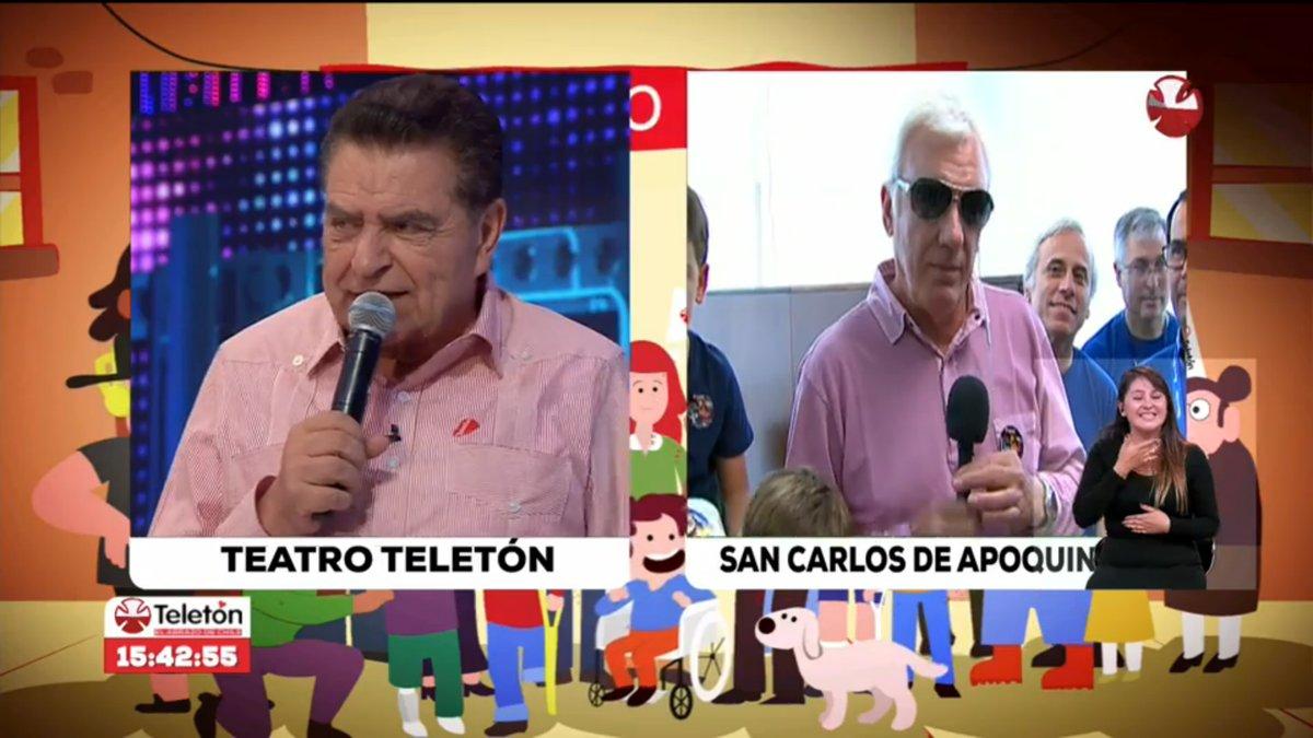 Don Francisco troleó a Antonio Vodanovic por su ausencia en la Teletón 2016
