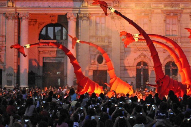 Gratuito y de calidad: las actividades que podrás ver desde el lunes en el Festival Santiago a Mil