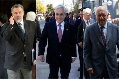 Semana presidencial: Guillier, Piñera y Lagos alistan cónclaves de cara a carrera a La Moneda